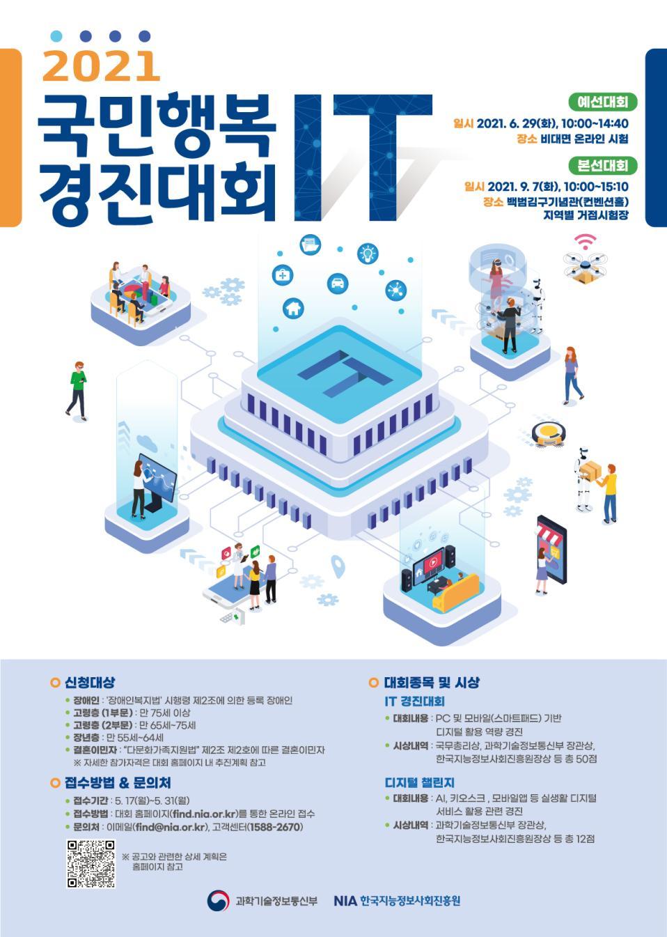 국민행복 IT 경진대회